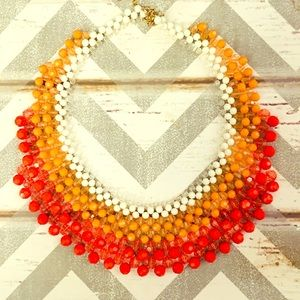 Jewelry - Vibrant statement necklace